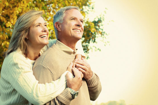 El Dorado Family Dental | Smiling Older Couple